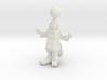 "Clown ""Magic"" mit Kugel - 1:87 (H0 scale) 3d printed"