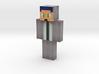 Theepicshark | Minecraft toy 3d printed