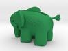Elephant pigbank 3d printed