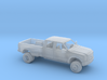 1/160 2007-10 Ford F Series Crew Cab Dually Kit 3d printed