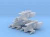 Tau Hammerhead MICRO 3 pack 3d printed