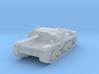 Semovente M42 75/34 1/160 3d printed