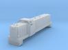 Swedish SJ diesel locomotive type T41 - N-scale 3d printed