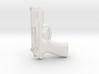 1:3 Miniature Beretta PX4 Storm Gun 3d printed
