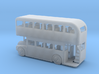 N Scale Double Decker Bus 3d printed This is a render not a picture