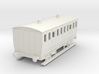 0-100-mgwr-4w-3rd-class-coach 3d printed