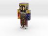 Harpo42 | Minecraft toy 3d printed