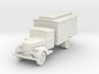 Ford V3000 Radio early 1/100 3d printed