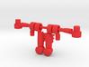 Lobros Arms 3d printed