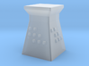 2mm / 3mm Scale Guard Tower 3d printed