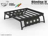 PM10010 Metric Overland bed rack 3d printed