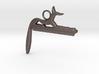 Anup/Anubis couchant jackal (small) 3d printed