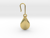 Earrings | Oloid 3d printed