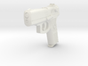 1:3 Miniature Ruger P95DC Semi-automatic pistol 3d printed