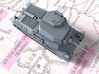 1/56 SARL 42 Tank (FCM 3 Man Turret 47mm SA37 Gun) 3d printed 3D render showing product detail