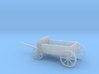 TT Scale Buckboard 3d printed This is a render not a picture