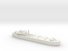landing ship tank MK3 HMS MESSINA LST 3043 1/600 3d printed