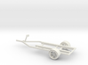 Printle Thing Boat trailer - 1/24 3d printed