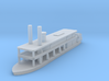 1/1000 Transport Steamer Lookout 3d printed