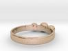3 Eye Ring 3d printed