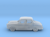 Renault Dauphine Gordini   1:160 N 3d printed