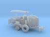 1/87th Bandit 200 type Wood Chipper 3d printed