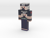 Etho | Minecraft toy 3d printed