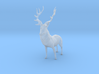 S Scale Deer 3d printed This is a render not a picture
