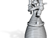 J-2 Engine (1:48) for Saturn IB or V 3d printed