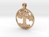 Tree of Life/Hope Pendant (.08 inches Thick) 3d printed