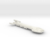 3125 Scale Hydran Overmind Battle Control Ship CVN 3d printed