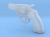 1:3 Miniature Mauser K50 Pistol 3d printed