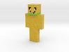 Tiller336 | Minecraft toy 3d printed