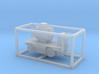 E-Karren Flachwagen E-Motor D - 1:120 TT 3d printed