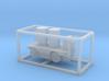 E-Karren Flachwagen 2x 200l Fass - 1:120 TT 3d printed
