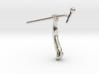 Freddie's arm [pendant] 3d printed