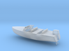 Printle Thing Speed Boat 2 - 1/48 3d printed