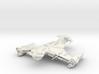 Klingon Mjolnir Class II  Cuiser 3d printed