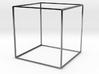 Cube Bangle 3d printed