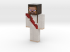 Jesusiswatching | Minecraft toy 3d printed