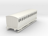 0-50-mgwr-6w-3rd-class-coach 3d printed