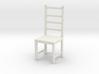 Printle Thing Chair 017 - 1/24 3d printed