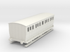 0-87-mgwr-6w-lav-1st-coach 3d printed