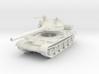 T62 Tank 1/100 3d printed