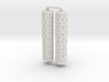 Slimline Pro corrugated lathe 3d printed