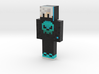 TheRealBexxi | Minecraft toy 3d printed