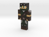 Synray | Minecraft toy 3d printed