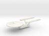 Enterprise (re-sized) 3d printed
