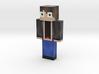 custom | Minecraft toy 3d printed