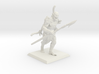 Orc Hunter 3d printed